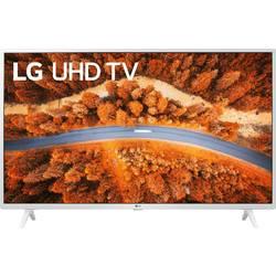 LG Electronics 43UP76909LE LED TV 108 cm 43 palca DVB-T2, DVB-C, DVB-S2, UHD, Smart TV, WLAN, PVR ready, CI+ biela