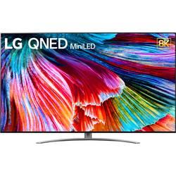 LG Electronics 86QNED999PB LED TV 217 cm 86 palca Twin DVB-T2/C/S2, 8K, Smart TV, WLAN, PVR ready, CI+ strieborná