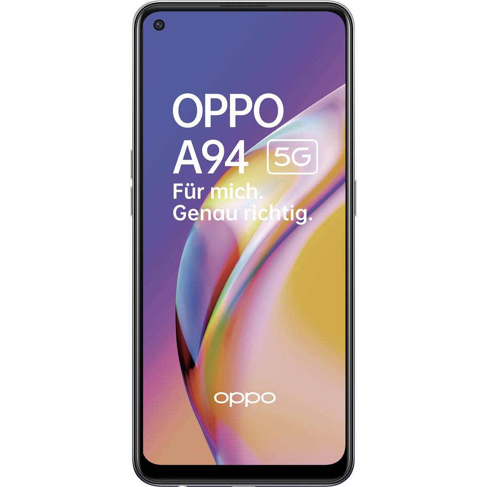 Image of OPPO A94 5G Smartphone LTE dual SIM 128 GB 6.43 pollici (16.3 cm) Dual-SIM Android™ 11 Nero