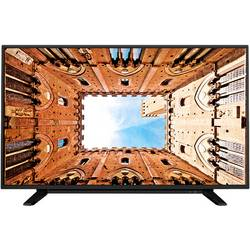 Toshiba 50U2063DG LED TV 126 cm 50 palca DVB-T2, DVB-C, DVB-S2, UHD, Smart TV, WLAN, CI+ čierna