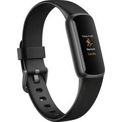 Produktbild: FitBit Luxe Fitness-Tracker Schwarz