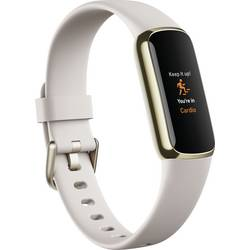 Produktbild: FitBit Luxe Fitness-Tracker Weiß