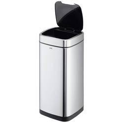 Odpadkový kôš otváranie veka one-touch Durable 342323, 35, strieborná
