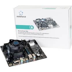 PC Tuning-Kit Renkforce s procesorom Intel® Core™ i5 (6 x 2.7 GHz), 16 GB RAM, Intel UHD Graphics 610
