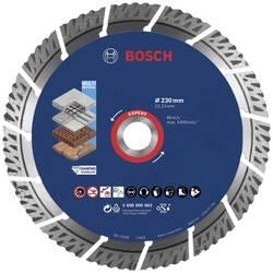 Diamantové rezacie kotúče EXPERT MultiMaterial, 230 x 22,23 x 2,4 x 15 mm Bosch Accessories 2608900663, Priemer 230 mm, 1 ks