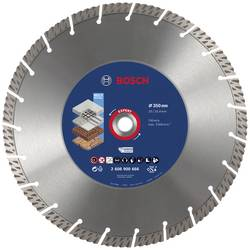 Diamantové rezacie kotúče EXPERT MultiMaterial, 350 x 20 / 25,40 x 3,3 x 15 mm Bosch Accessories 2608900666, Priemer 350 mm, 1 ks