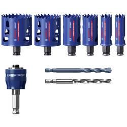 Sada dierovacích píl 9-dielna 22 mm, 25 mm, 35 mm, 51 mm, 60 mm, 68 mm Bosch Accessories 2608900445, 9 ks