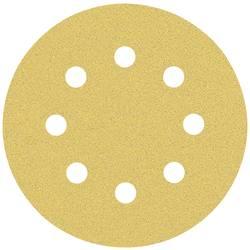 Brúsny papier pre excentrické brúsky Bosch Accessories EXPERT C470 2608900796 s otvormi, Zrnitosť 80, (Ø) 115 mm, 5 ks