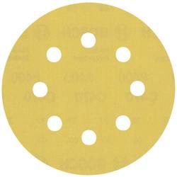 Brúsny papier pre excentrické brúsky Bosch Accessories EXPERT C470 2608900801 s otvormi, Zrnitosť 400, (Ø) 115 mm, 5 ks
