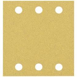Brúsny papier Bosch Accessories EXPERT C470 2608900891 s otvormi, (d x š) 115 mm x 107 mm, 10 ks