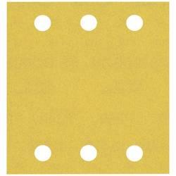 Brúsny papier Bosch Accessories EXPERT C470 2608900895 s otvormi, (d x š) 115 mm x 107 mm, 10 ks