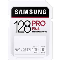 SDXC karta, 128 GB, Samsung Pro Plus, UHS-I, vodotesné, nárazuvzdorné