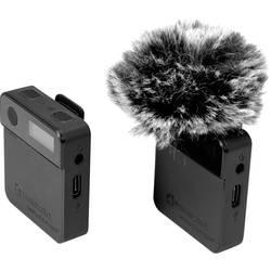 Image of Relacart MIPASSPORT Ansteck Kamera-Mikrofon Übertragungsart (Details):Funk inkl. Windschutz, Blitzschuh-Montage, inkl.