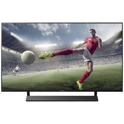 Panasonic TX-40JXW854 LED TV 100 cm 40 palca DVB-T2, DVB-C, DVB-S, UHD, Smart TV, WLAN, PVR ready, CI+ čierna