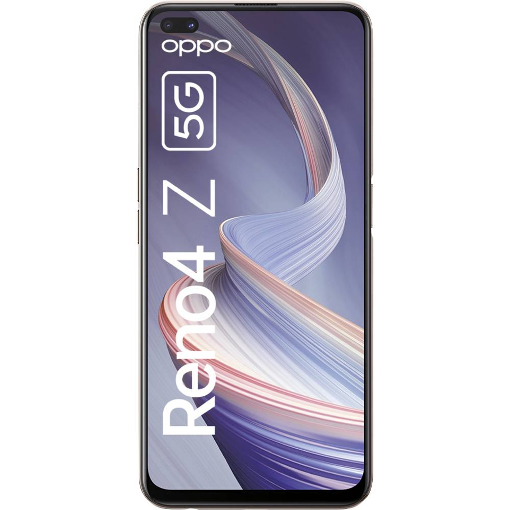 Image of OPPO Reno4 Z 5G Smartphone LTE dual SIM 128 GB 6.57 pollici (16.7 cm) Dual-SIM Android™ 10 Bianco