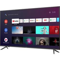 Dyon Smart 50 AD LED TV 125.7 cm 49.5 palca DVB-T2, DVB-C, DVB-S2, UHD, Smart TV, WLAN, CI+ čierna