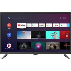 Dyon Smart 32 AD LED TV 80 cm 31.5 palca DVB-T2, DVB-C, DVB-S2, HD ready, Smart TV, WLAN, CI+ čierna