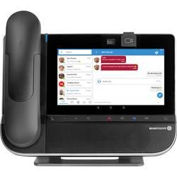Šnúrový telefón, VoIP Alcatel-Lucent Enterprise 8088 dotykový farebný displej čierna