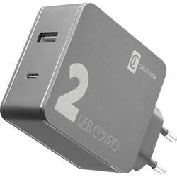 USB nabíjačka Cellularline ACHITUSB2PD42K