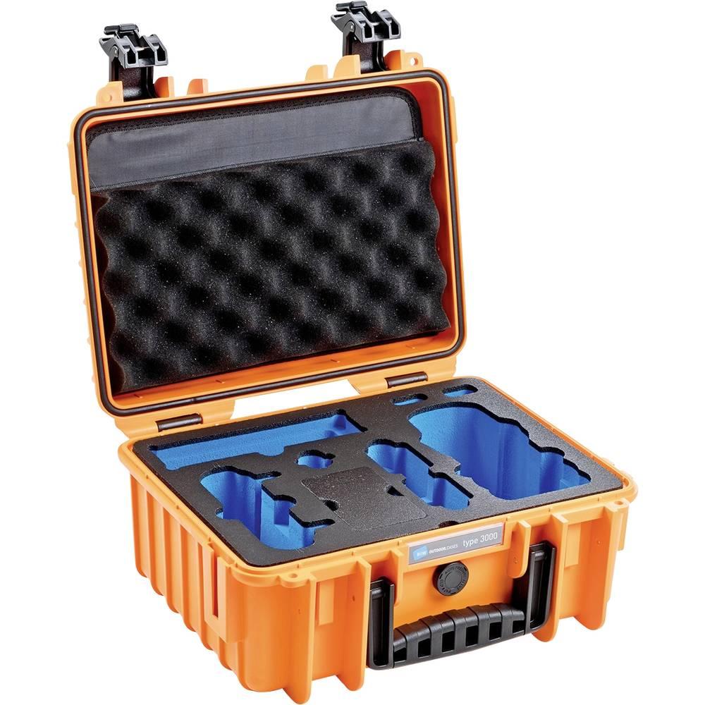 Bärväska B & W outdoor.cases Typ 3000 Passar till: DJI Mavic Air
