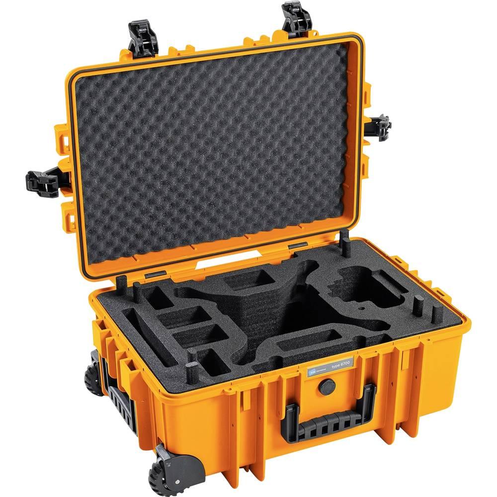 Bärväska B & W Passar till: DJI Phantom 4 Pro