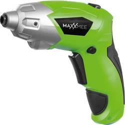 Aku vŕtací skrutkovač Maxxmee 02112, Li-Ion akumulátor