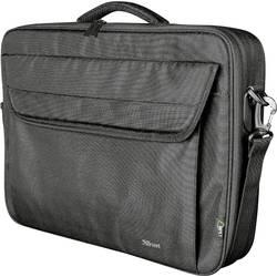 """Taška na notebook Trust ATLANTA 24190 S Max.veľkosť: 43,9 cm (17,3"""") , čierna"""