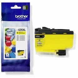 Náplň do tlačiarne Brother LC-426XLY LC426XLY, žltá
