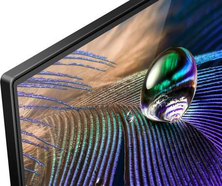 OLED TVs sind besonders leicht und flach gebaut
