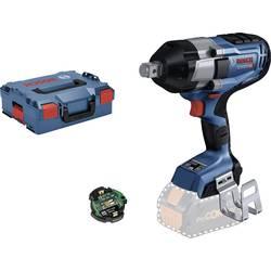 Aku rázový skrutkovač a uťahovák Bosch Professional GDS 18V-1050 HC + GCY-42 06019J8201, 18 V, Li-Ion akumulátor