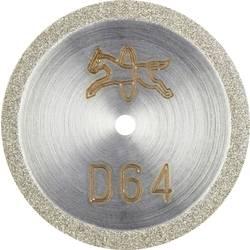 Diamantový rezací kotúč PFERD PFERD 68402206, Priemer 22 mm, 1 ks