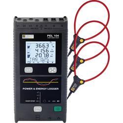 Záznamník výkonu a energie PEL 104 s 3x MiniFLEX MA194 Chauvin Arnoux PEL 104 + 3x MA194-350 P01157154B