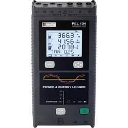 Zapisovač výkonu a energie PEL 104 bez prúdového transformátora Chauvin Arnoux PEL 104 P01157154