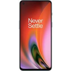 LTE smartfón Dual-SIM ONE Plus Nord 2 5G, 16.3 cm (6.43 palca, 256 GB, 50 Megapixel, 8 Megapixel, 2 Megapixel, sivá