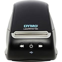 Tlačiareň štítkov termálna s priamou tlačou DYMO Labelwriter 550, Šírka etikety (max.): 61 mm, USB