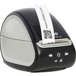 Tlačiareň štítkov termálna s priamou tlačou DYMO Labelwriter 550 Turbo, Šírka etikety (max.): 61 mm, USB