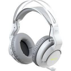 Roccat ELO herný headset s USB, s Bluetooth bezdrôtový, stereo cez uši biela