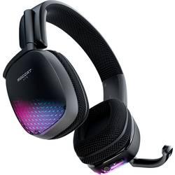 Roccat SYN Pro Air herný headset s USB, s Bluetooth bezdrôtový, stereo cez uši čierna