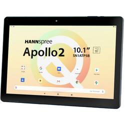 Android tablet Hannspree Apollo 2, 10.1 palca 2 GHz, 32 GB, WiFi, čierna