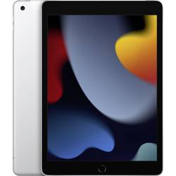 IPad Apple IPAD WI-FI CL 256GB SLV-FRD, 10.2 palca 256 GB, UMTS/3G, LTE/4G, WiFi, strieborná