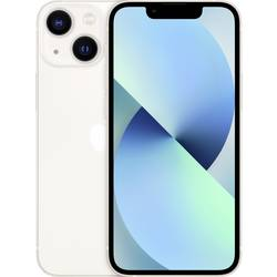 IPhone Apple iPhone 13 Mini, 13.7 cm (5.4 palca, 128 GB, 12 Megapixel, biela