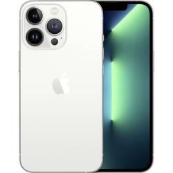 IPhone Apple iPhone 13 Pro, 15.5 cm (6.1 palca, 128 GB, 12 Megapixel, strieborná
