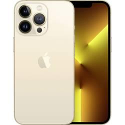 IPhone Apple iPhone 13 Pro, 15.5 cm (6.1 palca, 128 GB, 12 Megapixel, zlatá