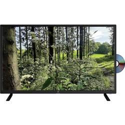 JTC D32H3170MLM LED TV 80 cm 32 palca DVB-T2, DVB-C, DVB-S, HD ready, DVD-Player, CI+ čierna