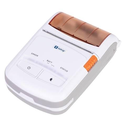 Sumup Belegdrucker Bixolon Bluetooth Kartenterminal für EC- und Kreditkartenzahlungen