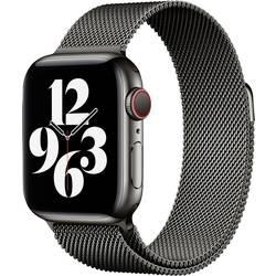 Image of Apple Milanese Loop Armband 40 mm Grau