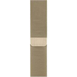 Image of Apple Milanese Loop Armband 44 mm Gold