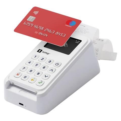 Sumup 3G+ Payment Kit Kartenterminal für EC- und Kreditkartenzahlungen
