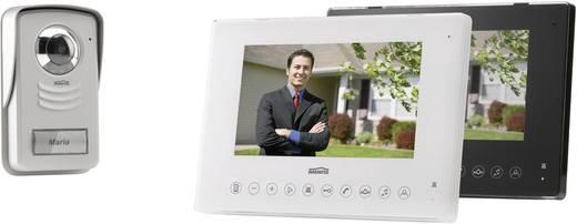 Video-Türsprechanlage Kabelgebunden Komplett-Set Marmitek 08132 1 Familienhaus