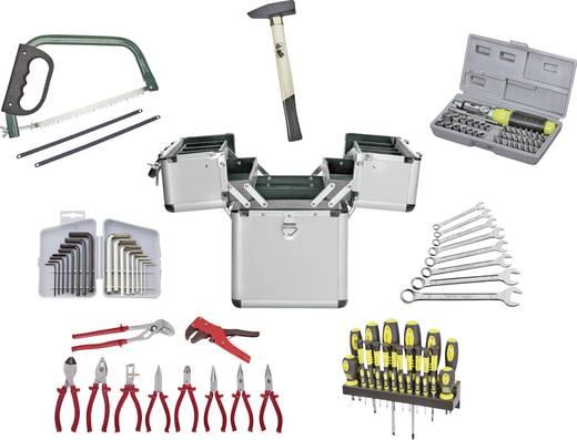 Heimwerker Werkzeug-Pilotenkoffer bestückt